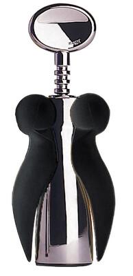 Lola Tira Wine Opener black
