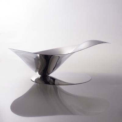 Petalo Centerpiece Silver