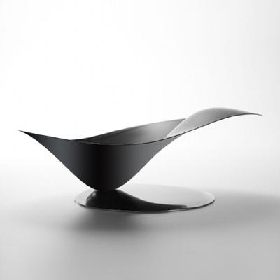 Petalo Centerpiece Black
