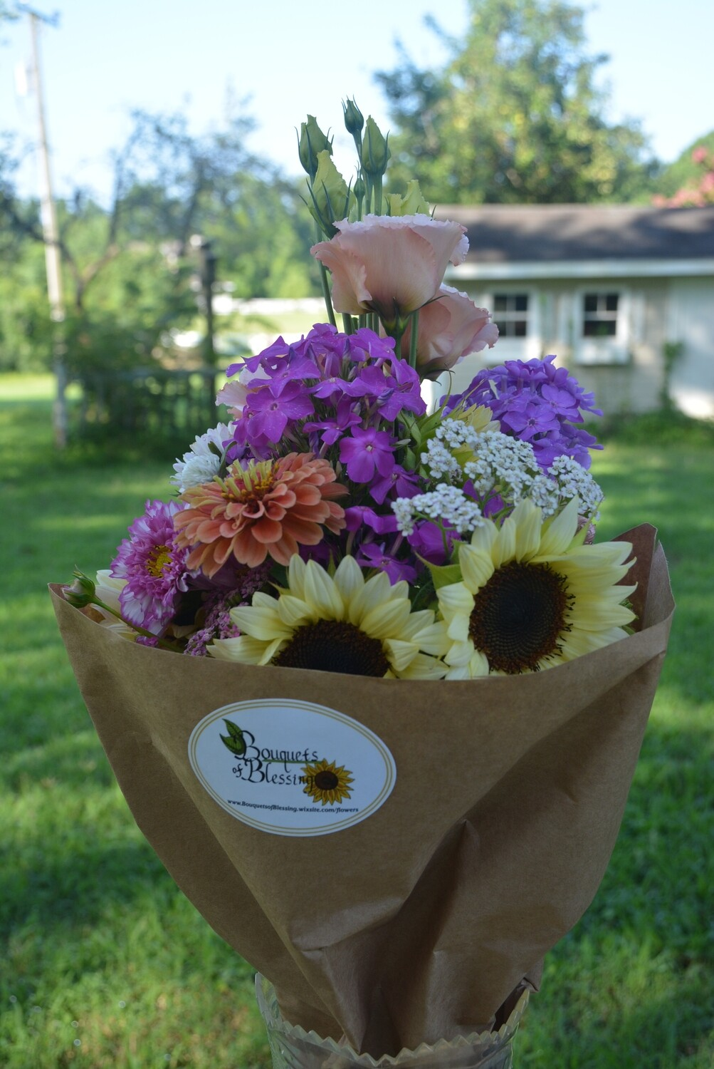 10 Week Bouquet Subscription