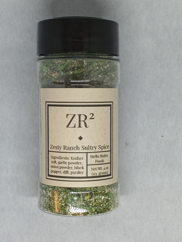 Stella Bistro Foods Zesty Ranch Sultry Spice 4 oz.