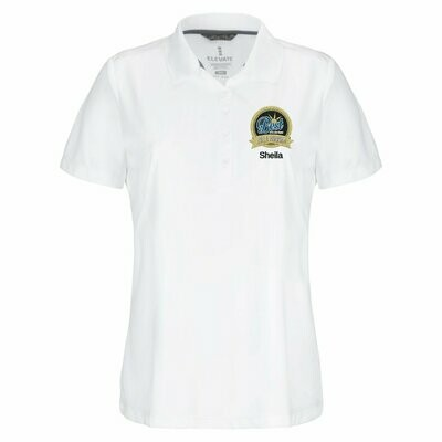 Ladies' Custom Embroidered Polo
