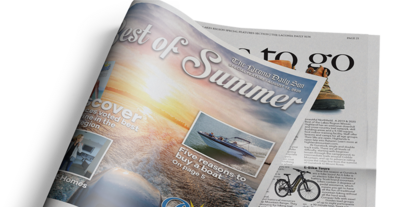 Best of the Lakes Region Summer Promo Pages - Half Page