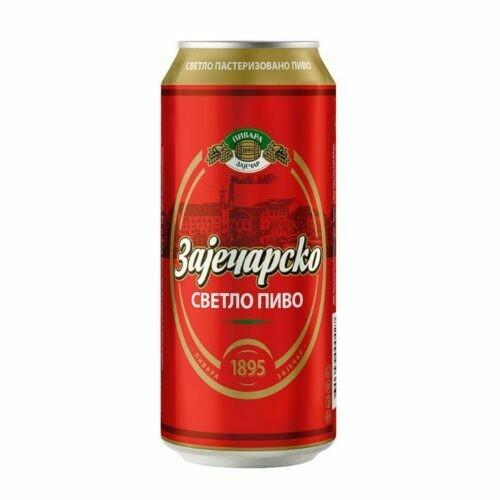Zaječarsko pivo 0,5l