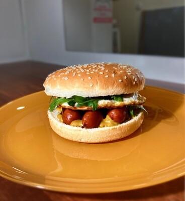 BERLIN Kobaja burger ®