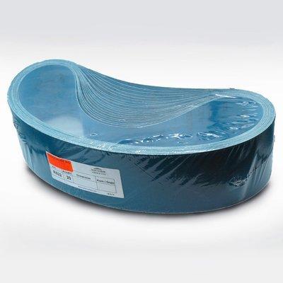 29 x 533 mm, Körnung/grains A36 -120 blau