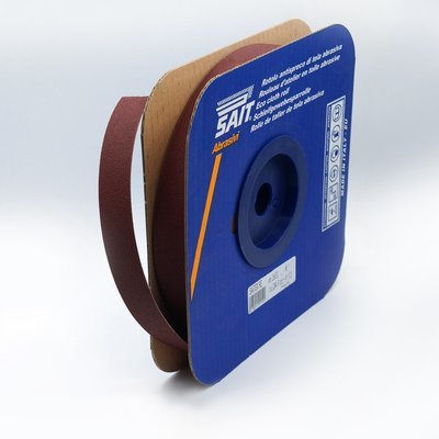 Sparrolle 50 x 25 mm, Körnung/Grains 60 - 400