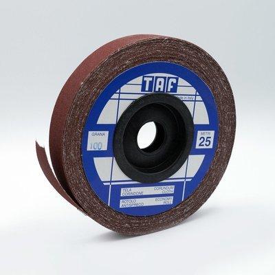 Sparrolle 25 x 25 mm, Körnung/Grains 40 - 400