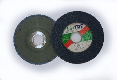 ø 115 x 22 mm  RESTPOSTEN konisch/conique, TAF/LB15Z, 40 - 80