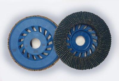 ø 125 x 22 mm  gerade/plate, TAF/Z85, 40