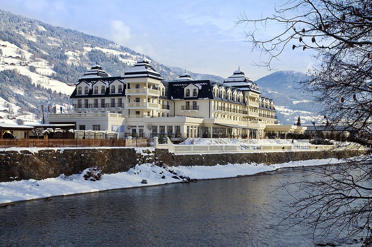 Hotel Nagglerhof**** - Weissensee/Kärnten 2 N für 2 P inkl. 3/4 Pension nur € 288,– (statt ca. € 430,–)