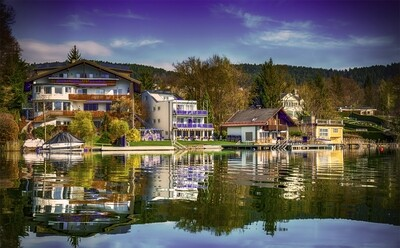 BARRY-MEMLE SeeResort**** in TOP-Lage in Velden am Wörthersee