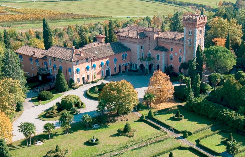 Castello di Spessa - Italien