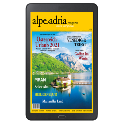 Alpe Adria Magazin Einzelausgabe PDF Download