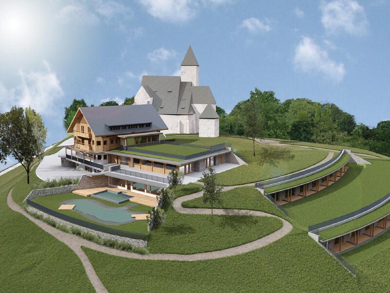 Gipfelhaus Magdalensberg - Kärnten
