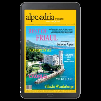 Alpe Adria Magazin Einzelausgabe PDF Download