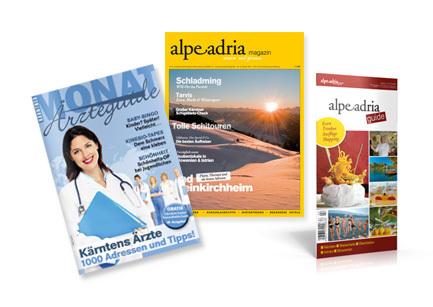 Alpe Adria Magazin Kombiabo (AAM + Kärntner MONAT)