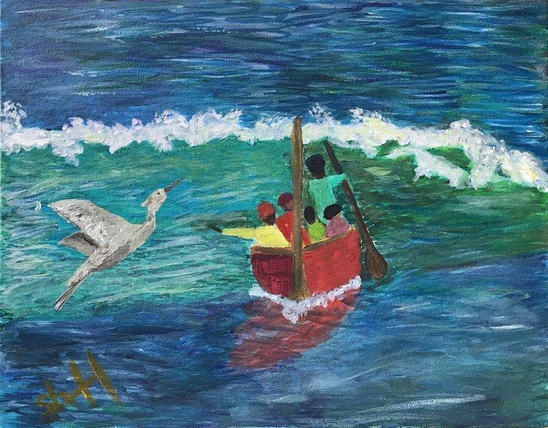 Art - Higgins, Irene -