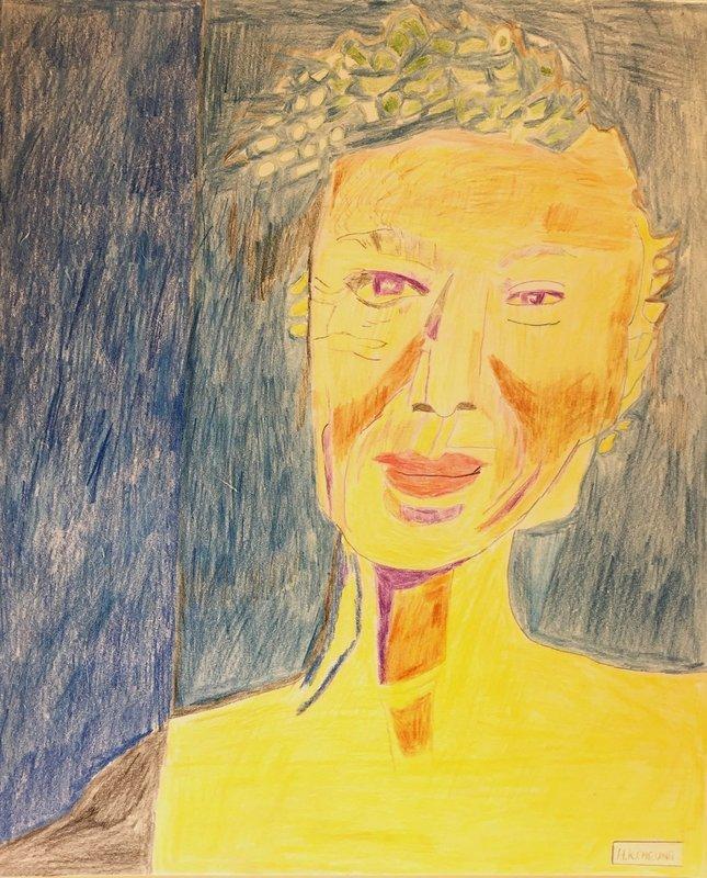 "Art - Cheung, H.K. - ""The Sensual Gaze"""