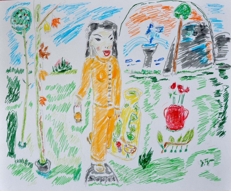 Art -  Rappaport, Juanita -