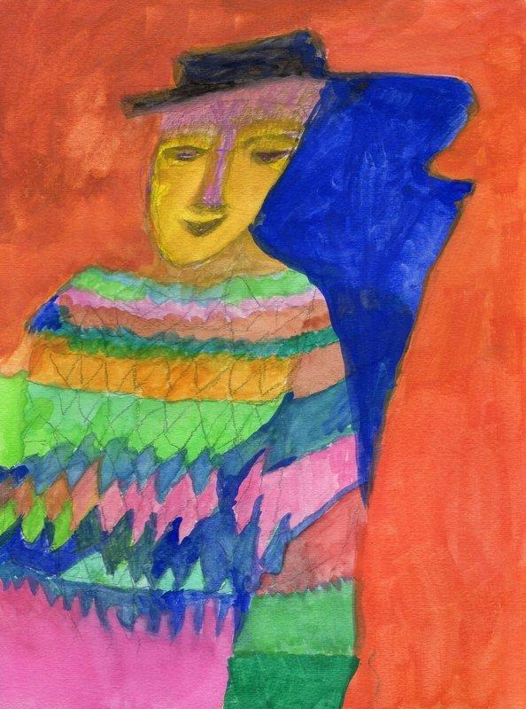 Art - Jew, Frances -