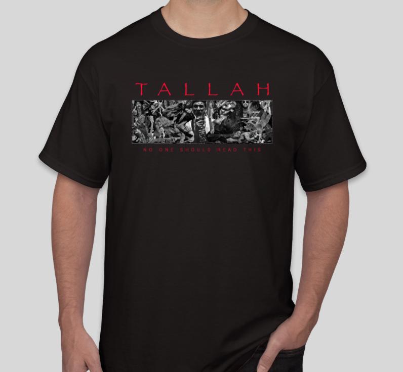 Tallah Colage Shirt