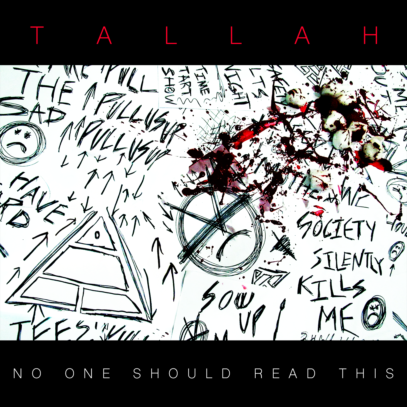 "Tallah Limited EP- ""No One Should Read This"""