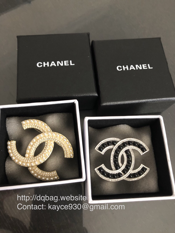 PRE ORDER - Chanel Brooch
