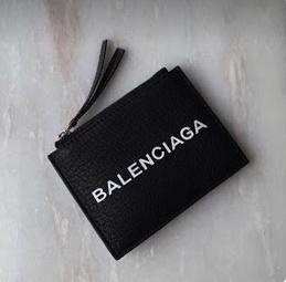 IN STOCK-  1:1 Balenciaga Unisex Small Wallet