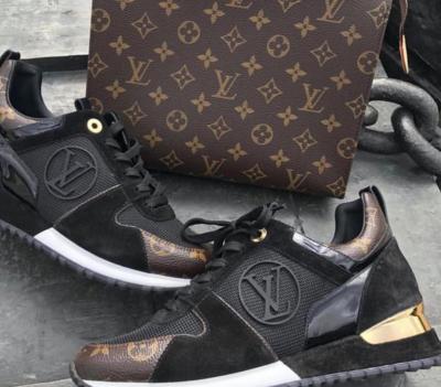 PRE ORDER - 1:1 Louis Vuitton Run Away Sneaker 1A3CW4 Women Size 37 / 6.5 -7 US