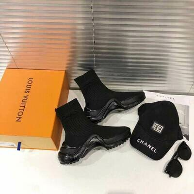 IN STOCK 1:1 Louis Vuitton Lv Archlight Sneaker Boot Size 8.5 US