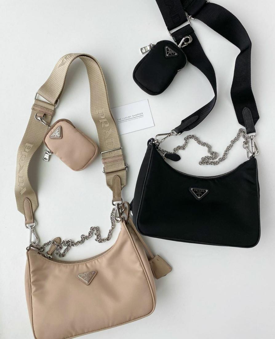 IN STOCK- 1:1 Prada Re-Edition 2005 Crossbody Bag