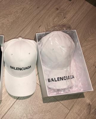 IN STOCK NOW - Balenciaga Embroidered Logo Baseball Cap Hat