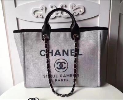 PRE ORDER 1:1 Chanel Deauville Tote Handbag