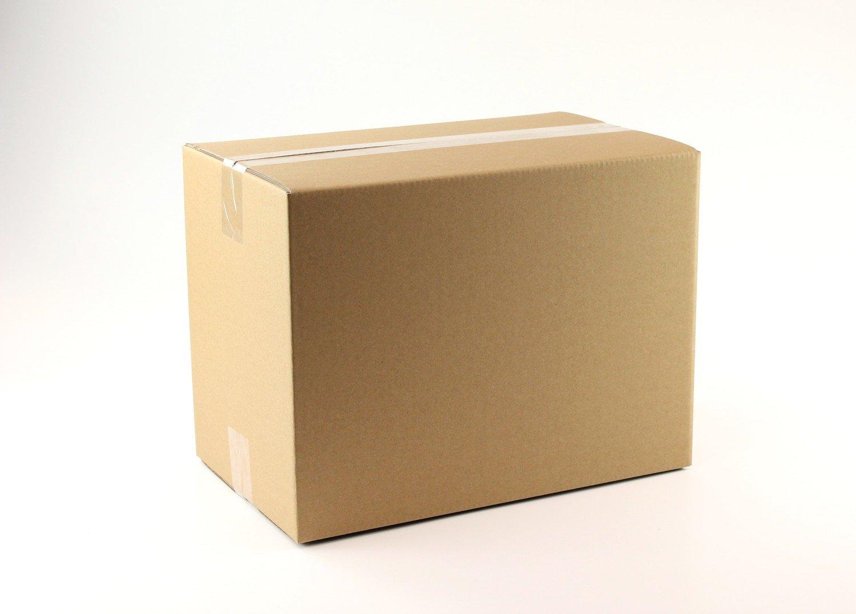 Basic verzenddoos medium, 500 stuks (EUR 0,62 per stuk)