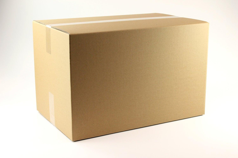 Basic verzenddoos Xlarge, 250 stuks (EUR 1,67 per stuk)