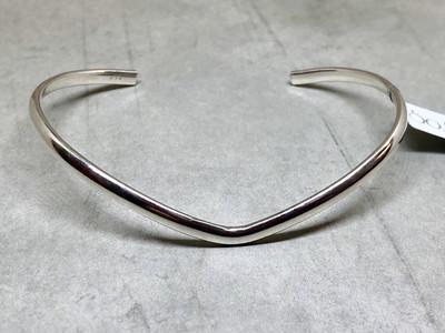 Wishbone Torque Bangle
