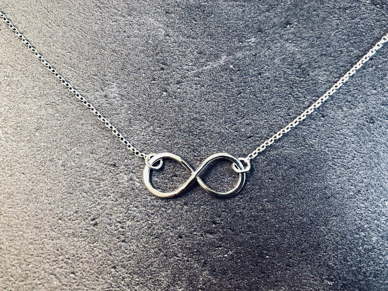 Infinity Knot Necklace
