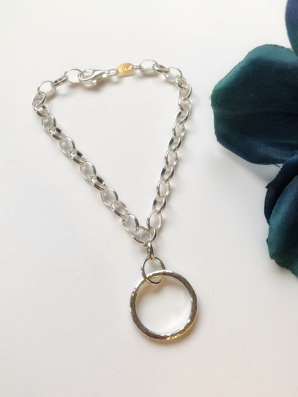 Circle Of Life Charm Bracelet