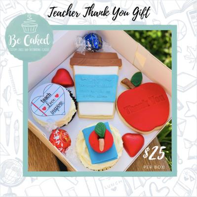 Teacher Appreciation Thank You Gift Box (Pre Order)