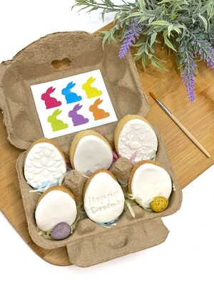 PYO EASTER EGG COOKIE BOX