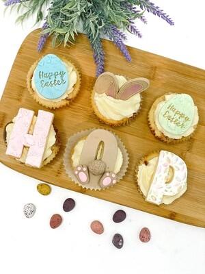 Easter Cupcake Box