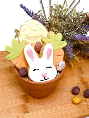 Easter Cookie Gift Pot (Pre Order)