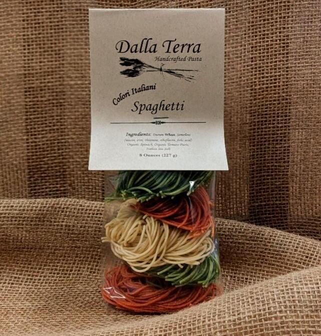 Tri-Color Spaghetti