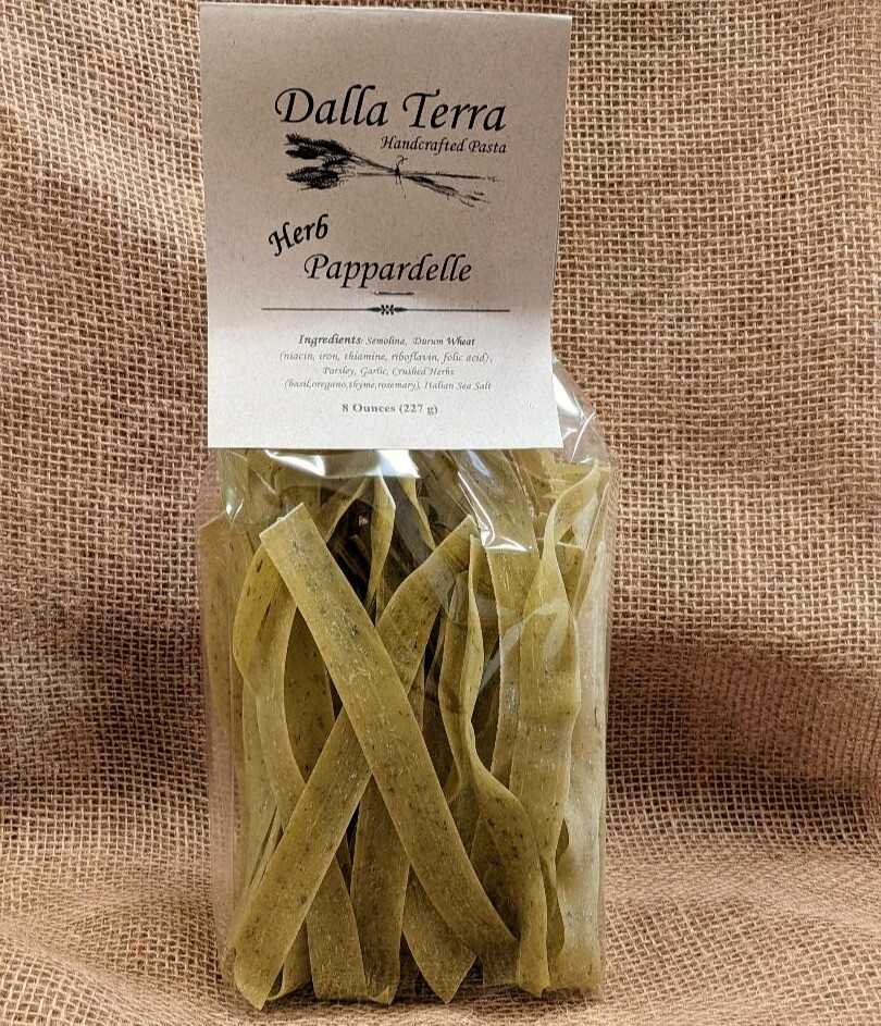 Herb Pappardelle