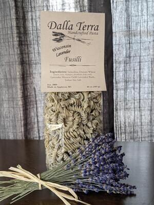 Lavender Fusilli