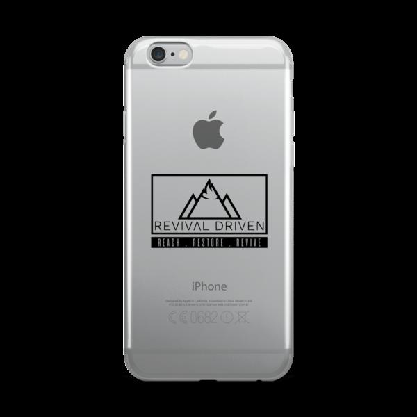 RDC 3R iPhone Case