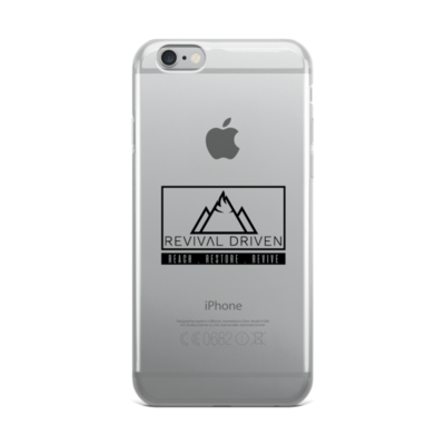 RDC 3R iPhone Case