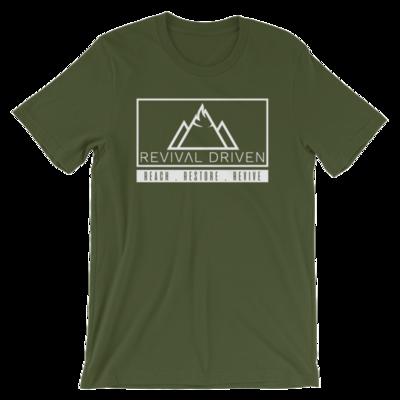 RDC 3R Short-Sleeve Unisex T-Shirt