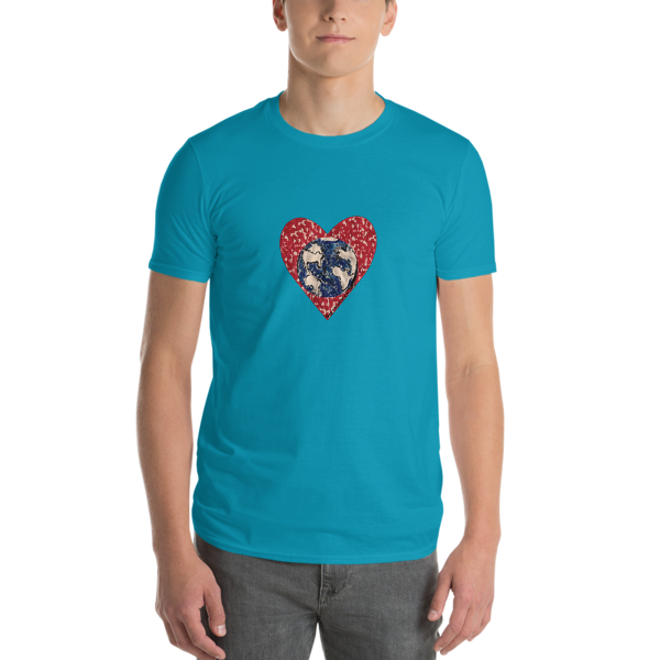 Love Our Earth Cotton T-shirt